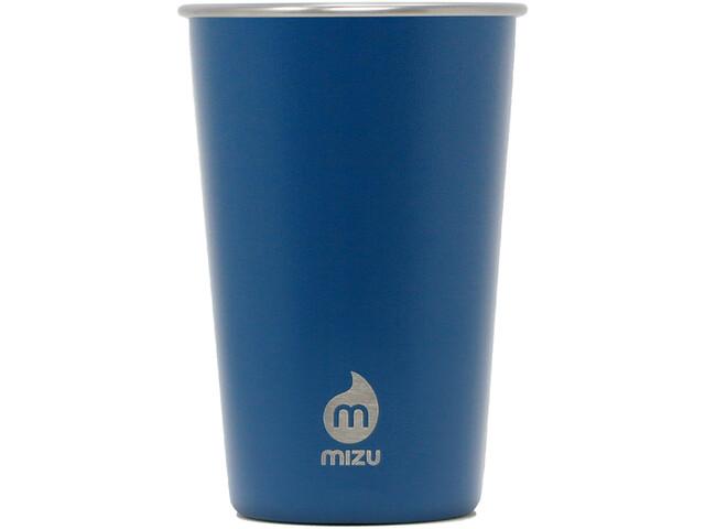 MIZU Party Beker 4 stuks, enduro ocean blue